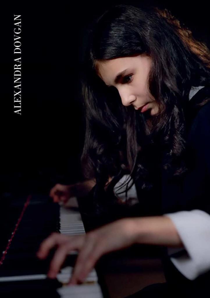 Alexandra Dovgan a Bologna pianista associazione culturale russia emilia romagna concerto